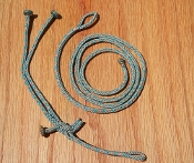 Heavy Duty Leash Sys. (Jesses, Extender & Leash)